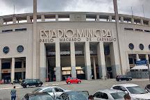 Museu do Futebol, Sao Paulo, Brazil