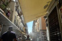 Calle Navas, Granada, Spain