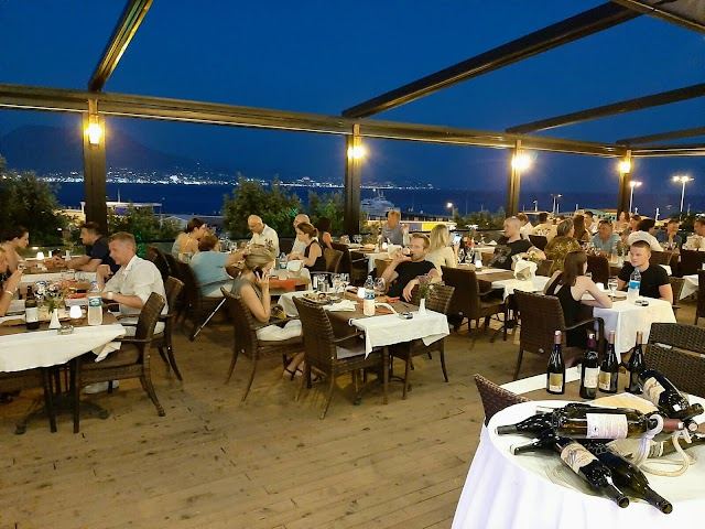 Merlot Restaurant Alanya