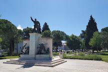 Tito's Park, Pula, Croatia