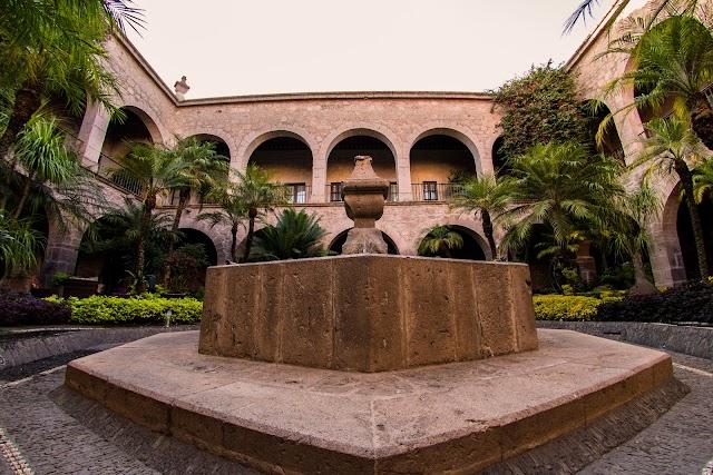 Hotel de Soledad Centro Historico Morelia Michoacán CP 58000