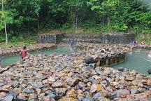 Emerald Pool (Sa Morakot), Krabi Town, Thailand