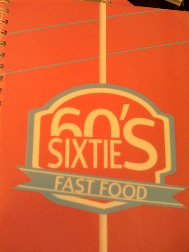 60's Sixties Fast Food