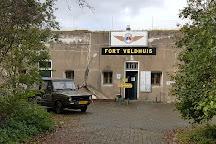 Luchtoorlogmuseum Fort veldhuis, Heemskerk, The Netherlands
