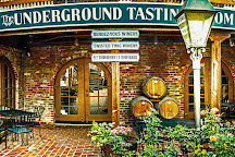 The Undergound Tasting Room, Sacramento, United States