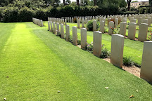 Beach Head War Cemetery, Anzio, Italy