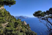 Grotta di Matromania, Capri, Italy