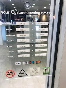 O2 Shop Oxford oxford