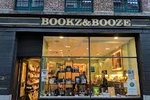 Bookz & Booze, Ghent, Belgium