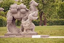 Daming Palace Site Park, Xi'an, China