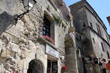 Musee des Santons, Les Baux de Provence, France