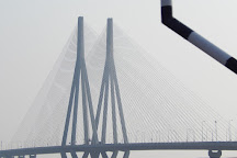Bandra-Worli Sea Link, Mumbai, India