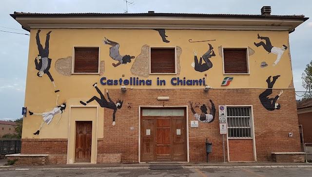 Castellina in Chianti Monteriggioni