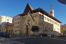 Eglise Notre Dame Saint-Vincent, Lyon, France