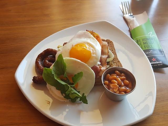 News Café Borrowdale
