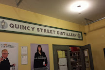 Quincy Street Distillery, Riverside, United States