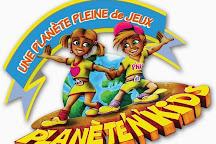 Parc Planete'n'kids, Tarnos, France