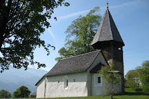 St. Mamerten Kapelle, Triesen, Liechtenstein