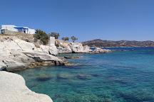 Karas Beach, Kimolos, Greece