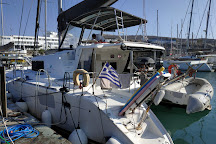 Luxurious Private Yachting Experience, Vlychada, Greece