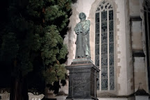 Ulrich Zwingli Monument, Zurich, Switzerland