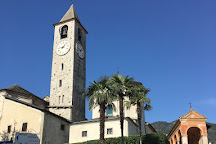 Piazza della Chiesa, Baveno, Italy