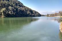Phewa Tal (Fewa Lake), Pokhara, Nepal