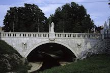 Trnovo Bridge, Ljubljana, Slovenia