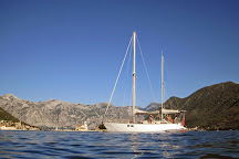 A Day Out On Yacht Monty B, Kotor, Montenegro
