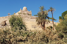Mausoleum of Aga Khan, Aswan, Egypt