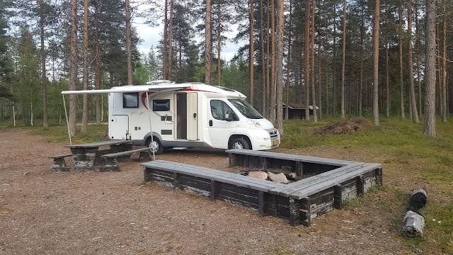 Bönälvens naturrastplats