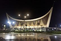 Grand Mosque of West Sumatra, Padang, Indonesia