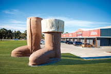 The Big UGG Boots, Thornton, Australia
