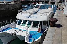 Catamaran Ciudad San Sebastian, San Sebastian - Donostia, Spain