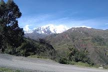 Illimani, La Paz, Bolivia