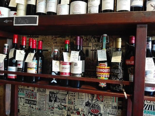 Casa Benjamin Bodega - Tapas, Drinks & Friends
