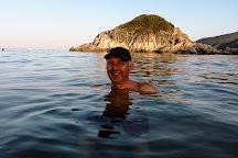 Kalamitsi Beach, Sarti, Greece