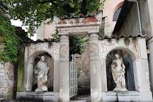 Krizanke Church, Ljubljana, Slovenia