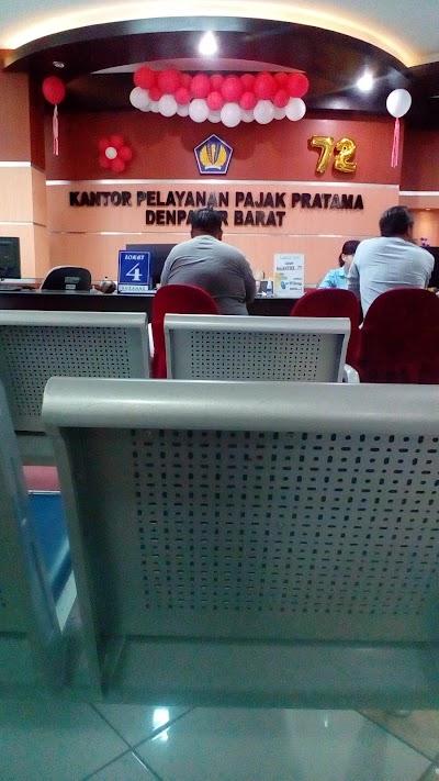 Kantor Pelayanan Pajak Madya Denpasar