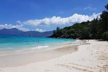 Spiaggia Anse Soleil, Mahe Island, Seychelles