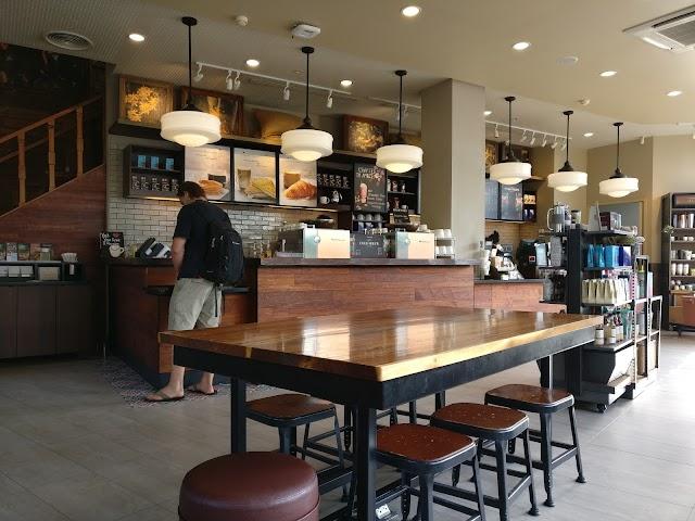 Starbucks @ Central Festival Samui