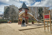 Square de la Roquette, Paris, France