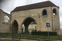 Prieure Saint-Sauveur, Melun, France