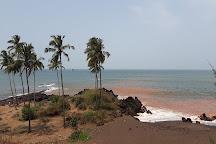 Redi Beach, Redi, India