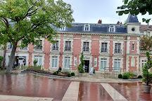 Musee de la Dentelle, Chantilly City, France