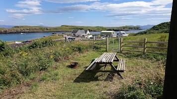 Eigg Camping Pods Map Eigg Scotland Mapcarta
