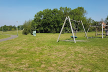 Cawston neighbourhood play area, Rugby, United Kingdom