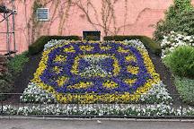 Flower Clock, Zittau, Germany