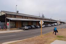 E Shed Markets, Fremantle, Australia