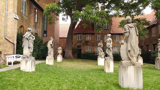Museumsquartier Sainte-Anne de Lübeck